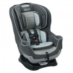 Siège d'auto Graco convertible Extend2Fit® motif Mack