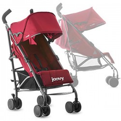 Groove Ultralight Stroller Red