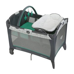 Parc Graco Pack 'N Play Reversible Lounger & Changer Briar