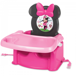 Rehausseur de table Minnie avec tablette de First years